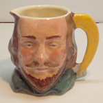 Shakespeare Creamer